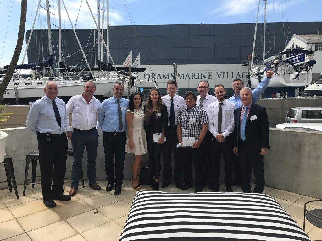 NZ Chorus Awards Group Pic